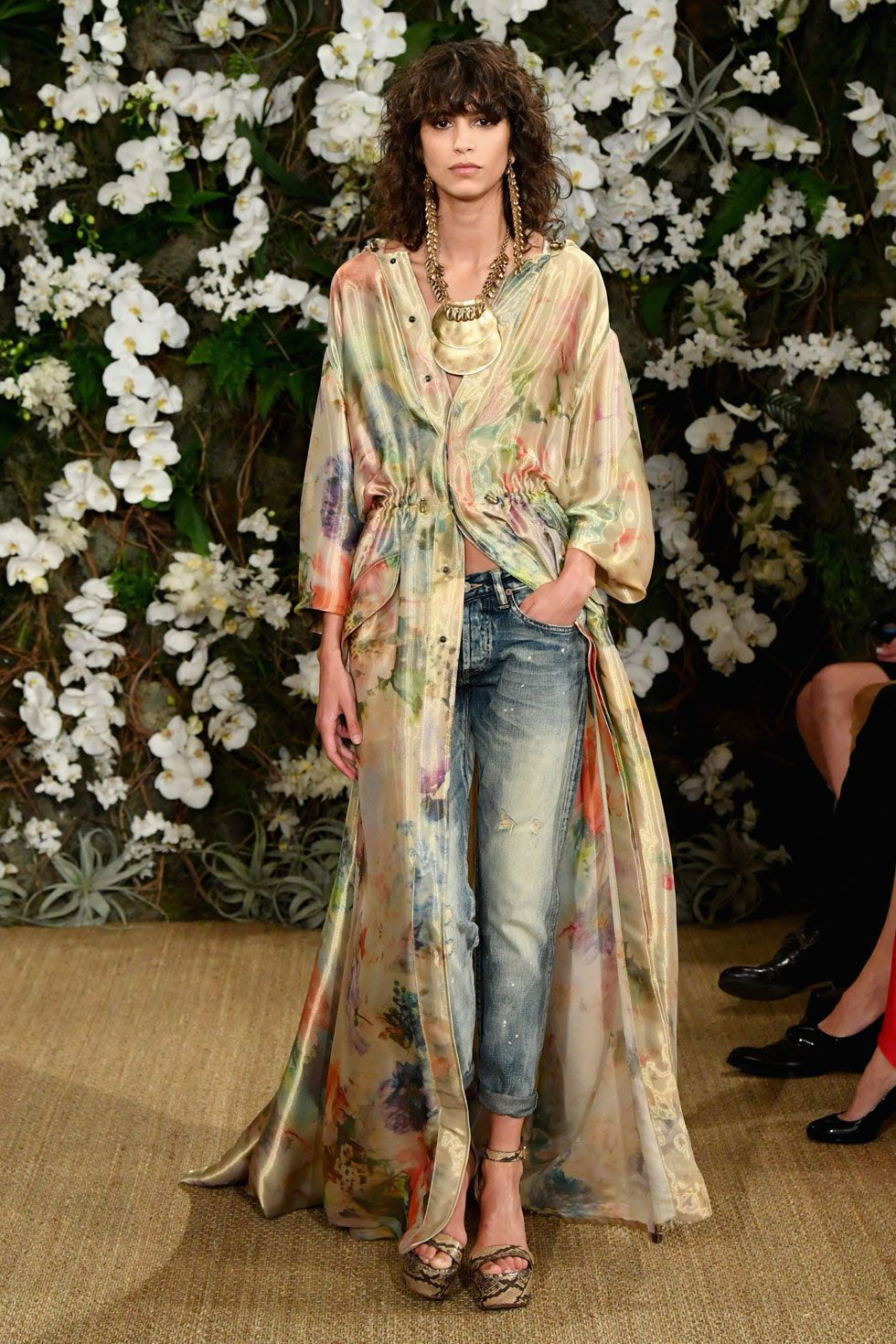 Clarissa Archer dress, gown formal wear colour outfit