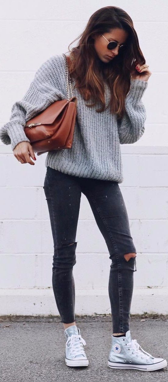 Outfit street style mujer, street fashion, casual wear