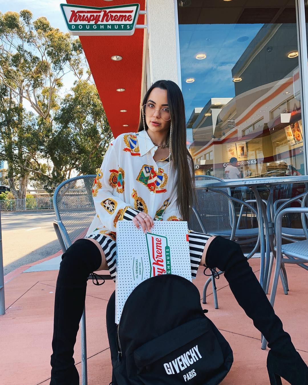 Vanessa Merrell, recreation, vacation, sitting