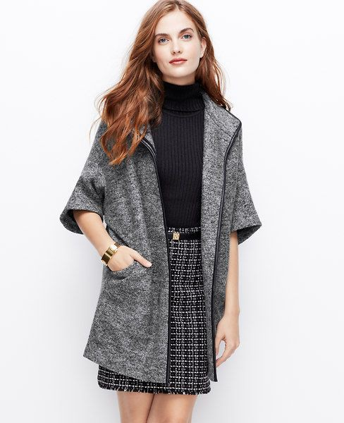 Colour outfit ideas 2020 with pencil skirt, overcoat, jacket