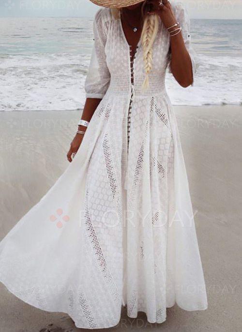 Vestidos blancos de playa bridal party dress, bridal clothing