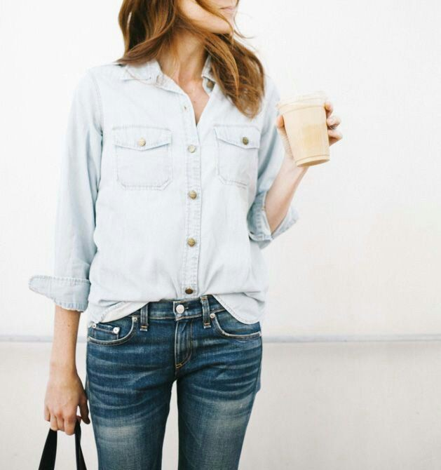 White outfit Pinterest with trousers, sweater, shirt