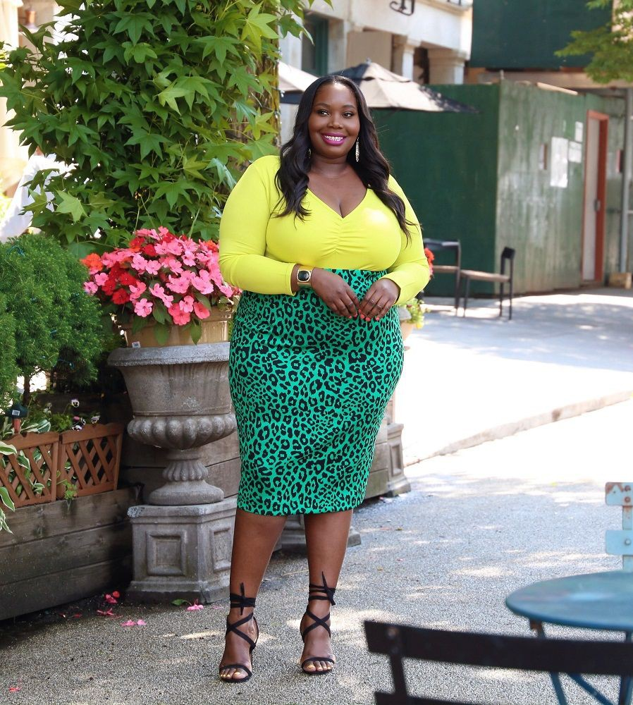 Turquoise and yellow colour combination with backless dress, pencil skirt, polka dot, top