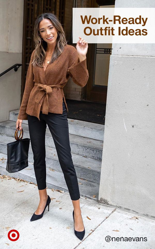 Casual office outfits winter, fashion accessory, business casual, street fashion, casual wear, f ...