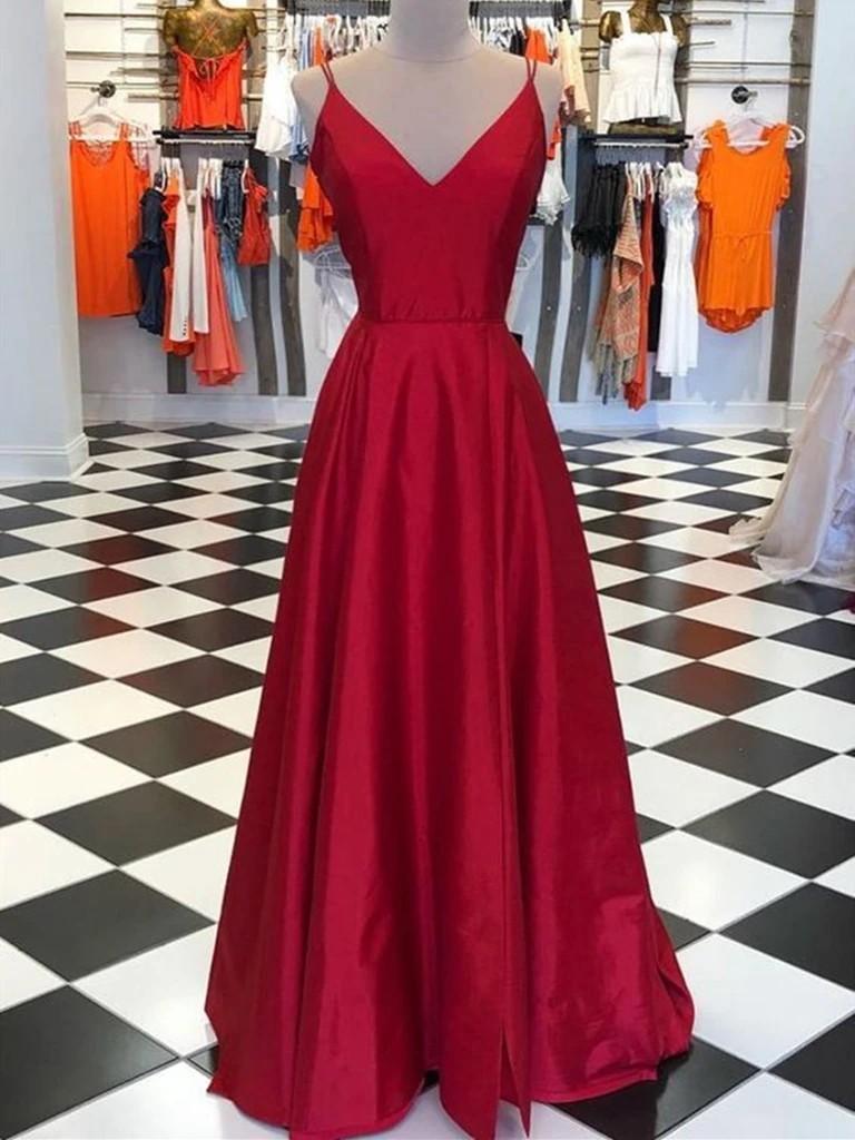 Lookbook dress red prom dresses bridal party dress, fashion model