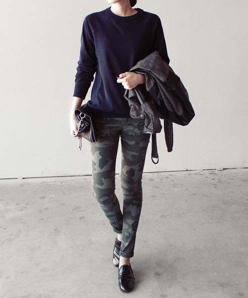 Cute outfit ideas with trousers, leggings, jeans