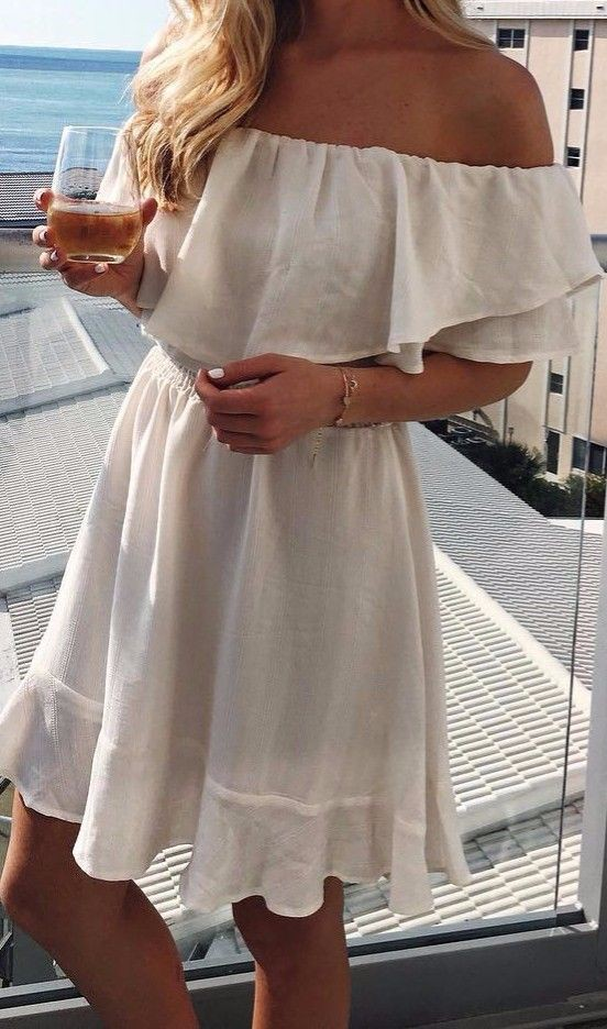 Beige and white outfit Pinterest with cocktail dress, wedding dress, jacket