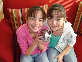 Veronica Merrell cute girls photos, outdoor fun, photography