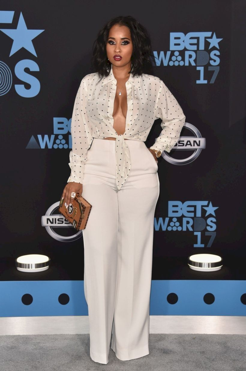 Tammy rivera bet awards 2017 all these kisses, bet awards 2015