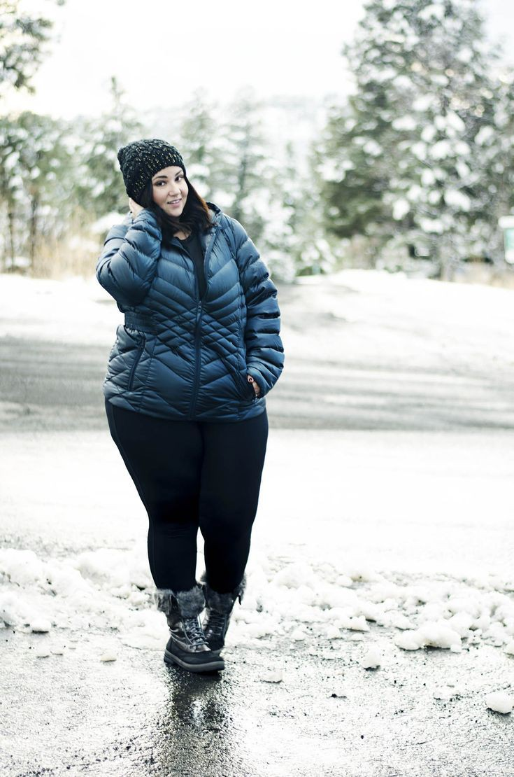 Plus size snow outfits plus size clothing, winter clothing
