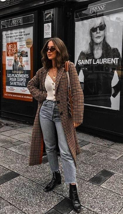 Colour outfit, you must try with jacket, jeans, coat