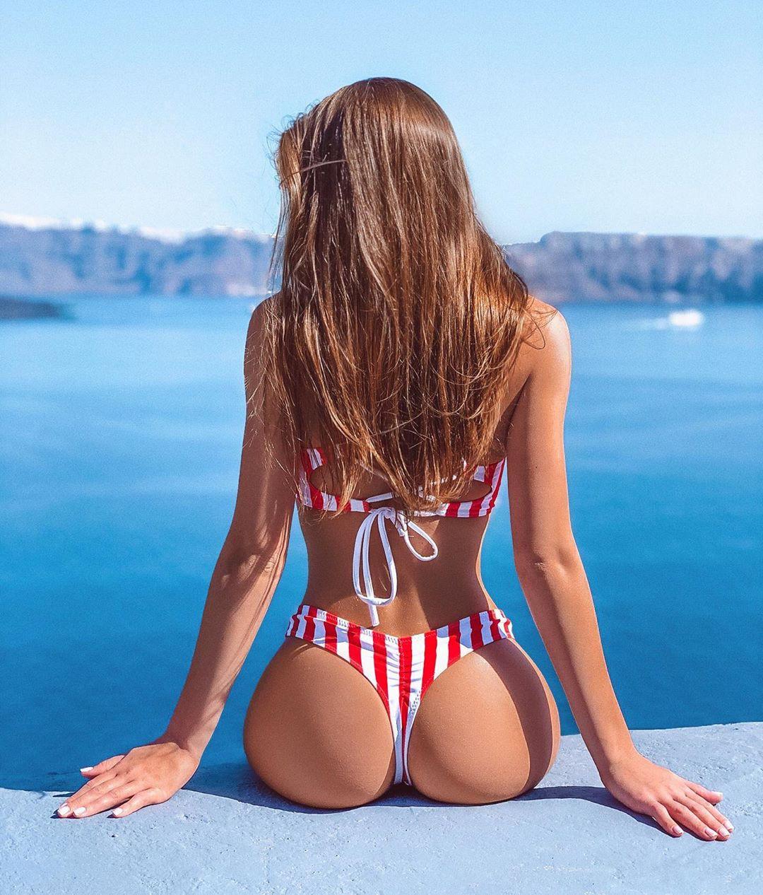 Galina Dub lingerie, bikini swimwear instagram dress