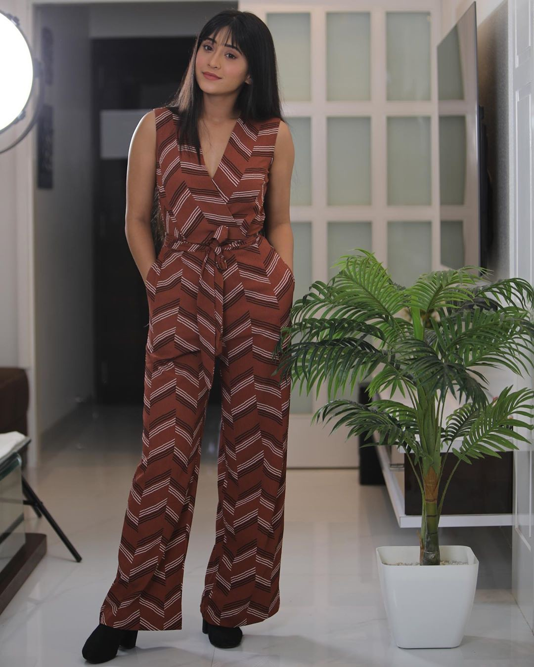 brown outfit stylevore with dress, sexy legs, attire ideas