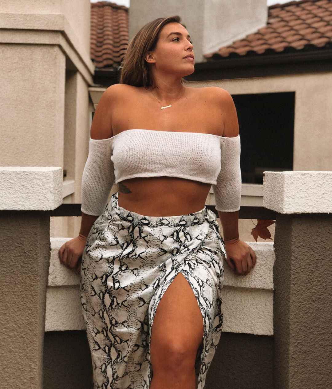 Stephanie Viada dress crop top dresses ideas, hot girls thighs
