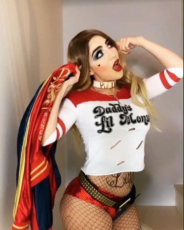 Mary Baltazar lingerie fetish model matching dress, hot girls photoshoot