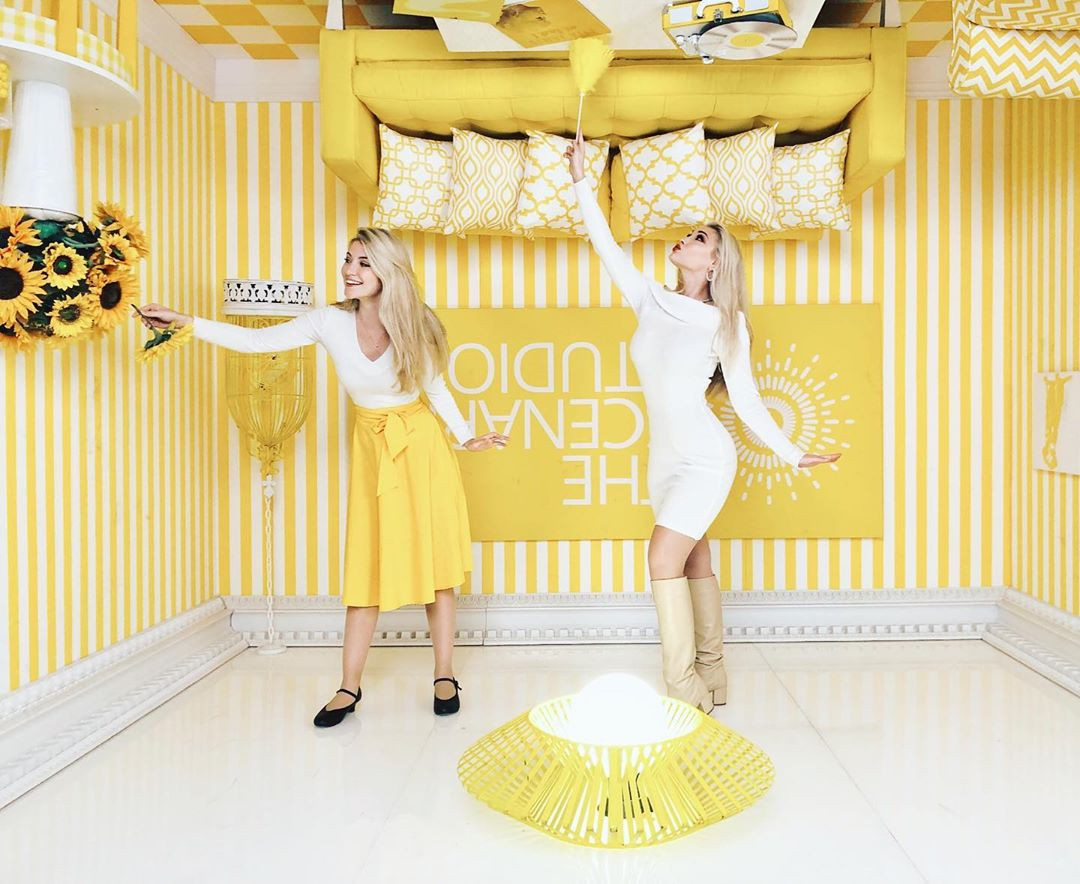 yellow outfits for women with dress, Outerwear, interior design
