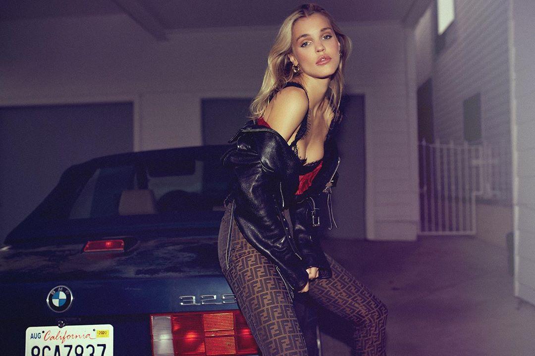 Joy Corrigan girls photoshoot, blond hairstyle, Hottest Model In World