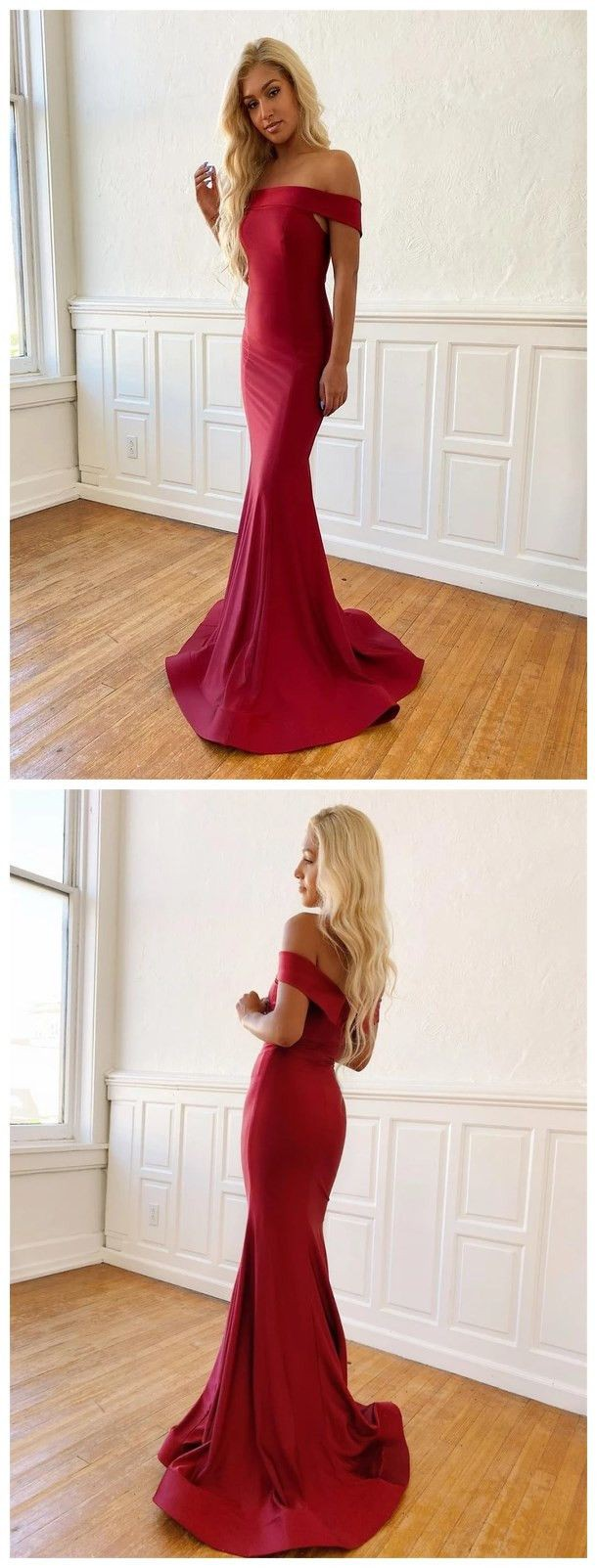 Pink and red lookbook dress with strapless dress, cocktail dress, wedding dress
