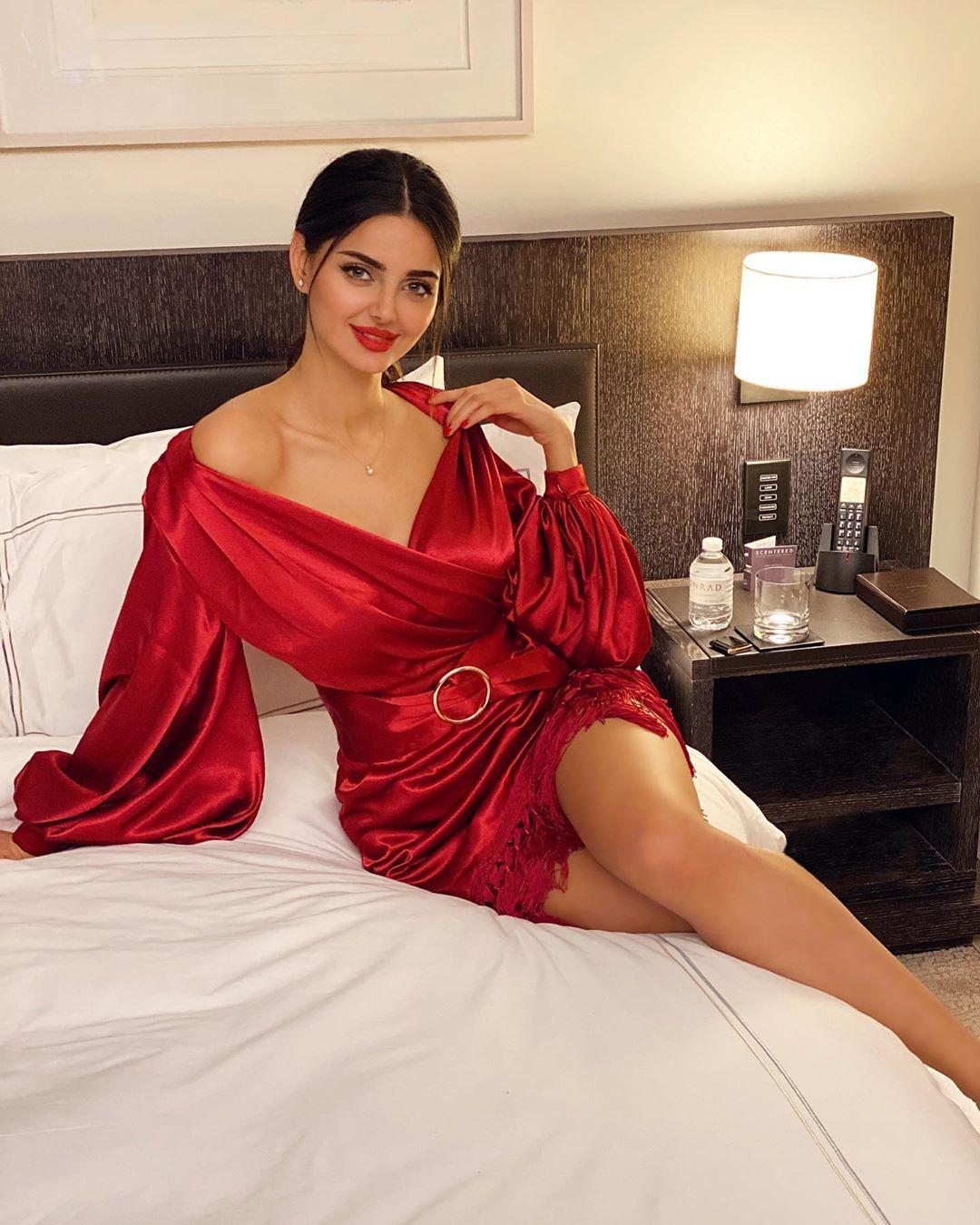 Mahlagha Jaberi dress, gown nightwear, silk dress for girls