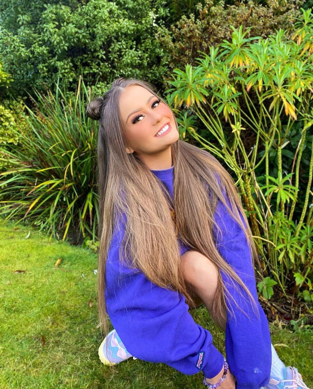 Holly Horne Long Hair Girl, Hairstyle For Girls, cute Haircuts