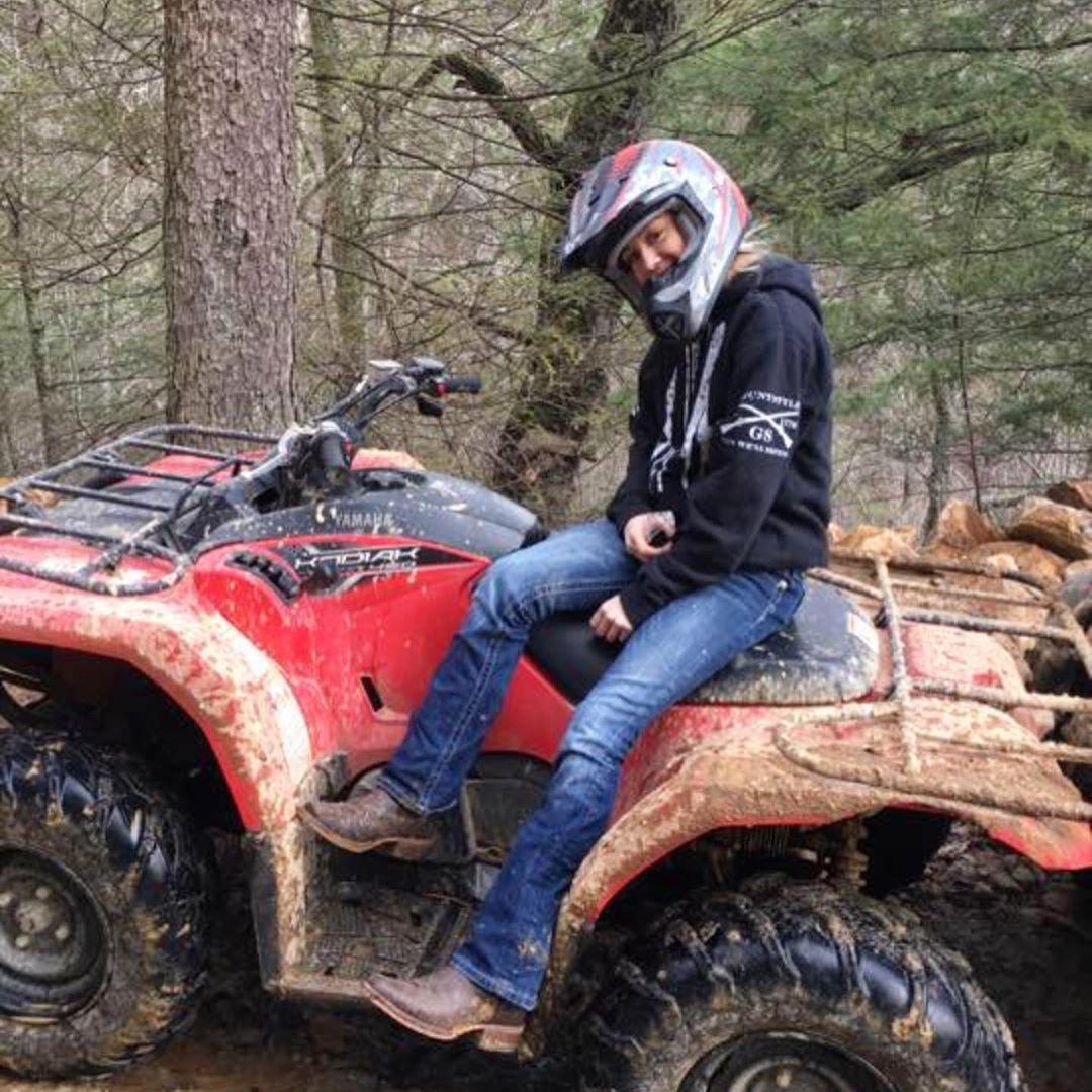 Jay Sage, all-terrain vehicle, off-road vehicle, automotive tire