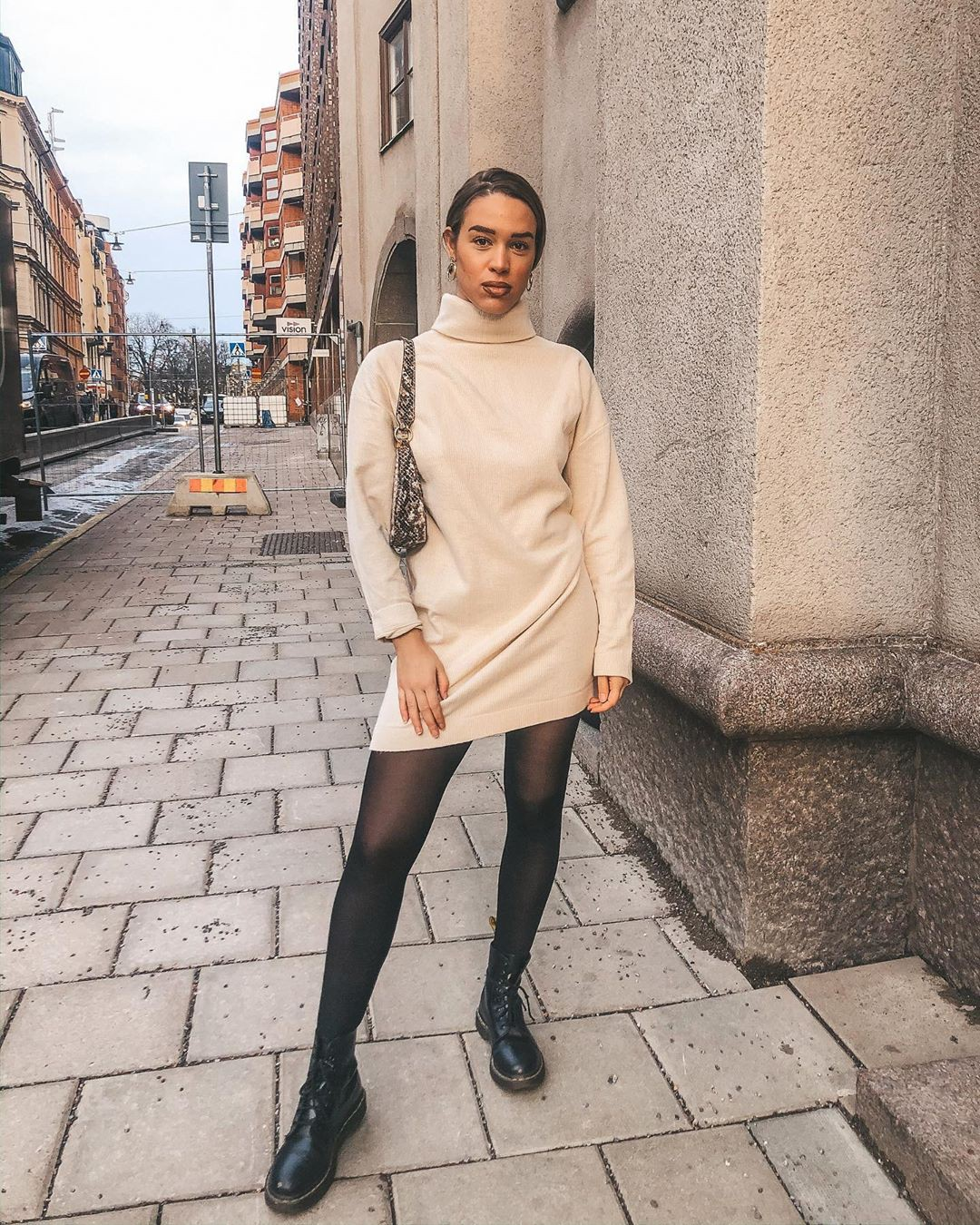 Isabelle Tounsi model photography, outfit designs, street fashion