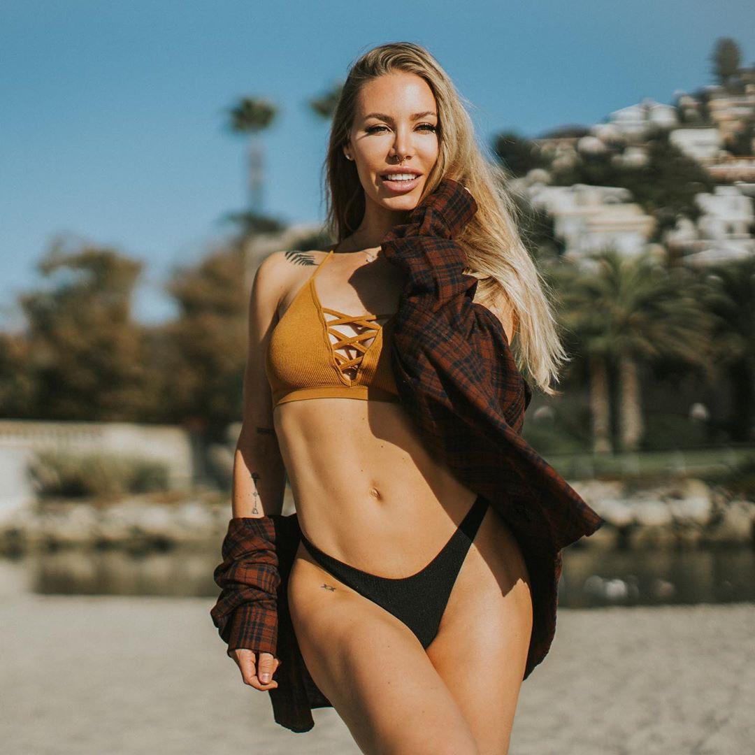 Nicole Aniston lingerie, bikini swimwear dress for women