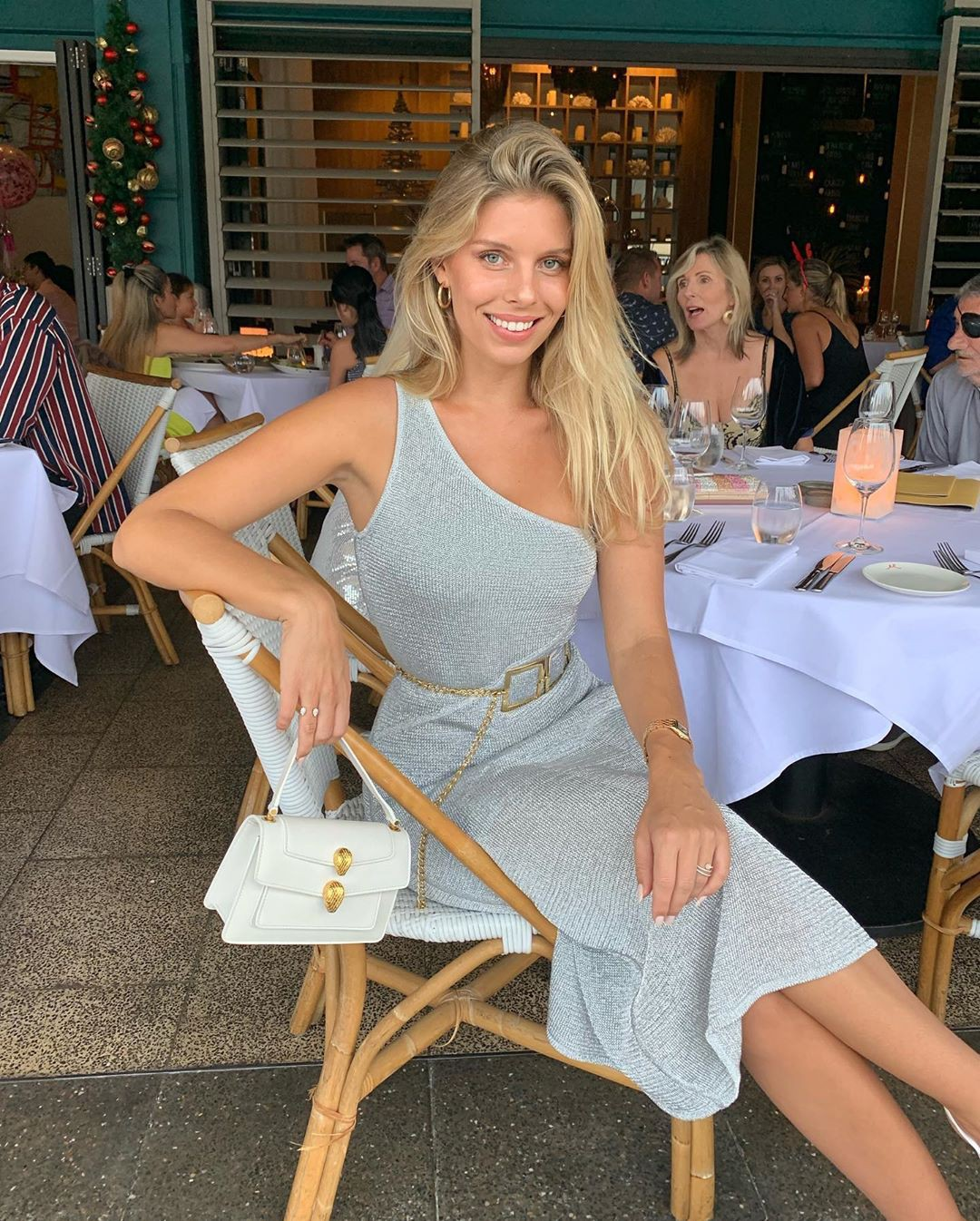 Natasha Oakley dress outfits for women, legs picture, having fun