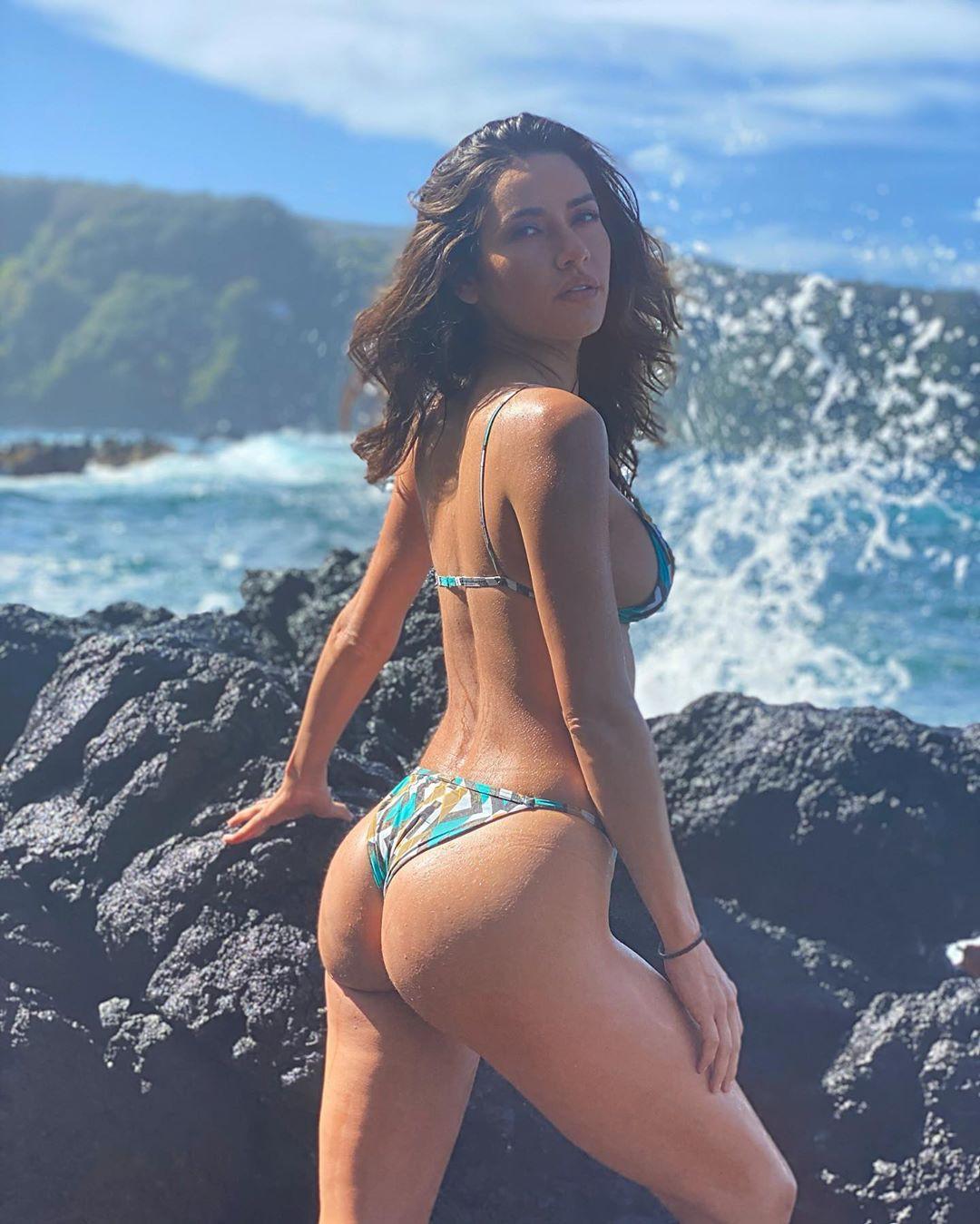 Mercedes Terrell lingerie, bikini swimwear