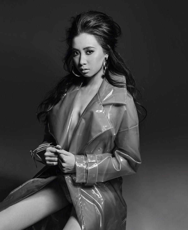 Elizabeth Nguyen photoshoot poses, photography ideas, Lip Makeup