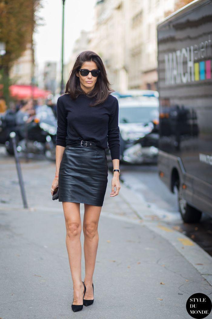 Street style barbara martelo paris fashion week, street fashion