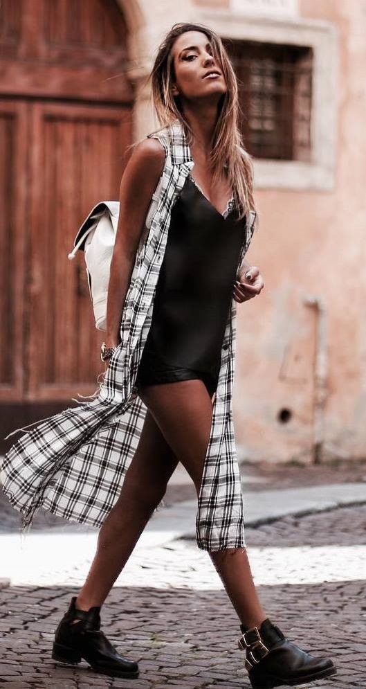 Black and white colour outfit with fashion accessory, fashion photography, fashion accessory
