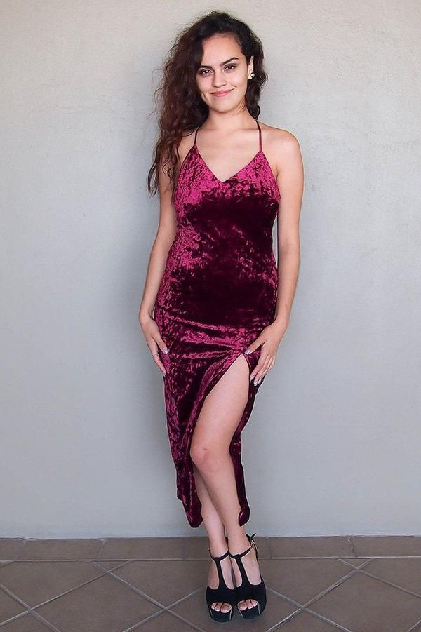 Purple and pink dress, women photoshoot, Hottest Model In World