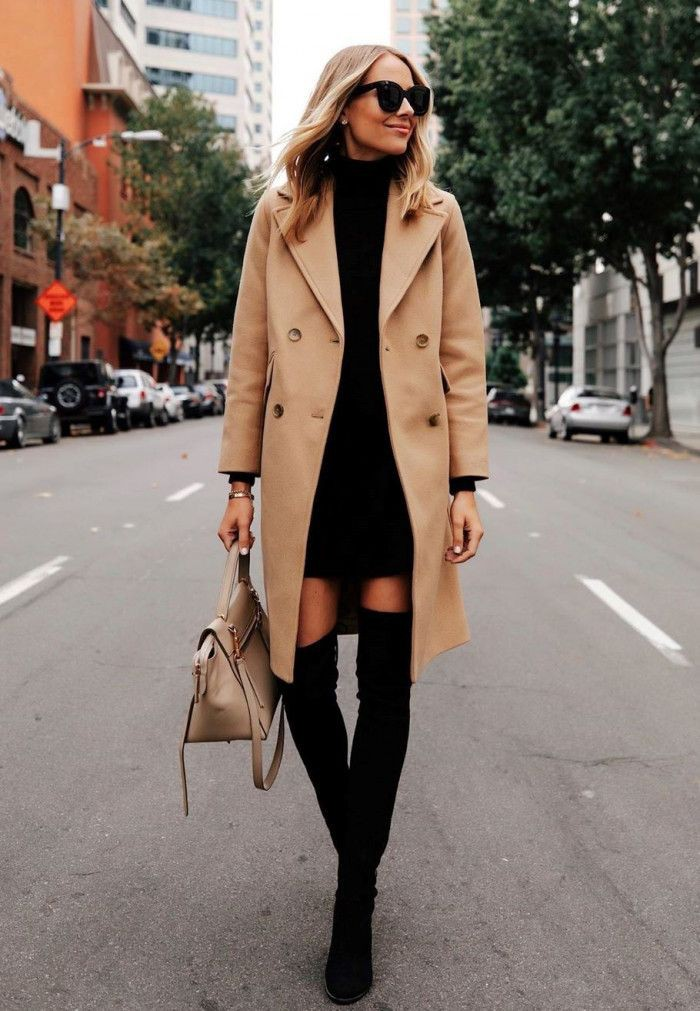 Colour outfit date night outfit, street fashion, casual wear, trench coat
