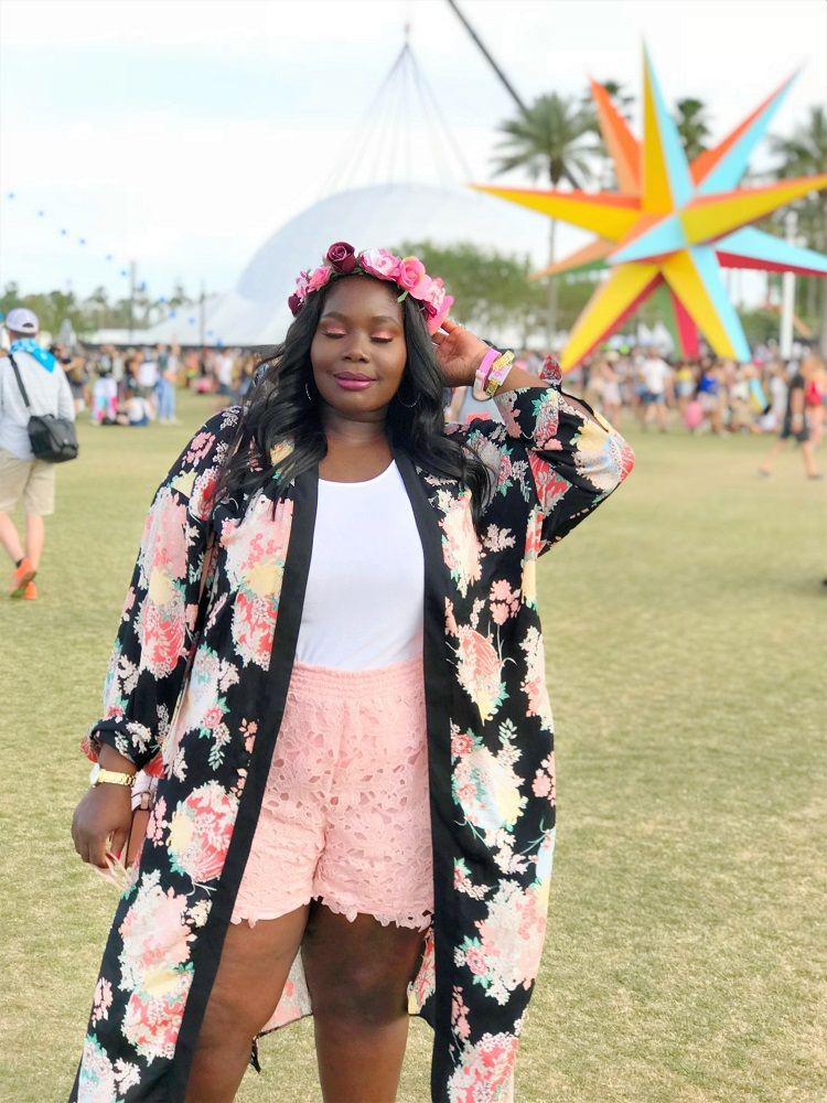 Plus size festival outfits beyoncé 2018 coachella performance, plus size model