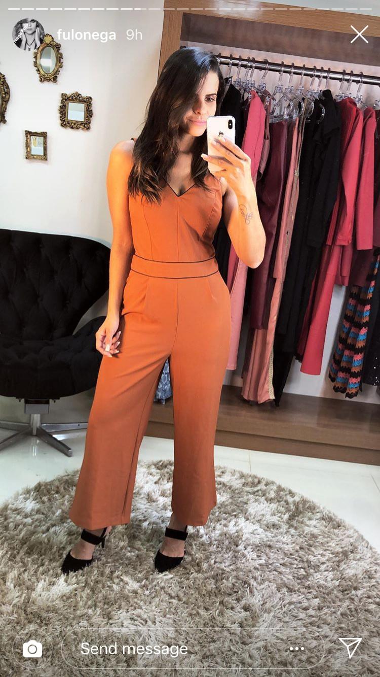 Orange colour ideas with