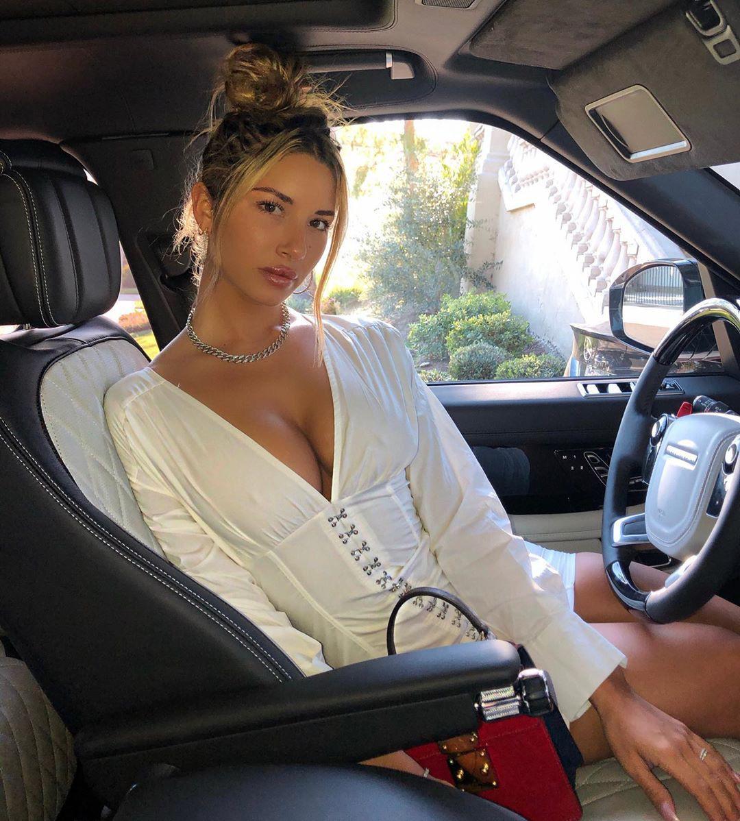 Sierra Skye, personal luxury car, automotive design, car seat cover