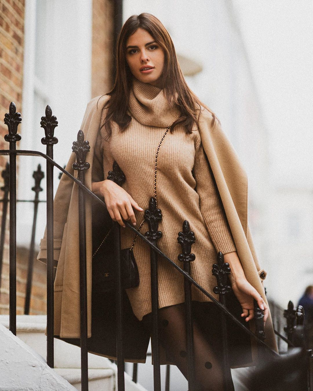 Bojana Krsmanovic fur dresses ideas, girls photoshoot, girls instgram photography