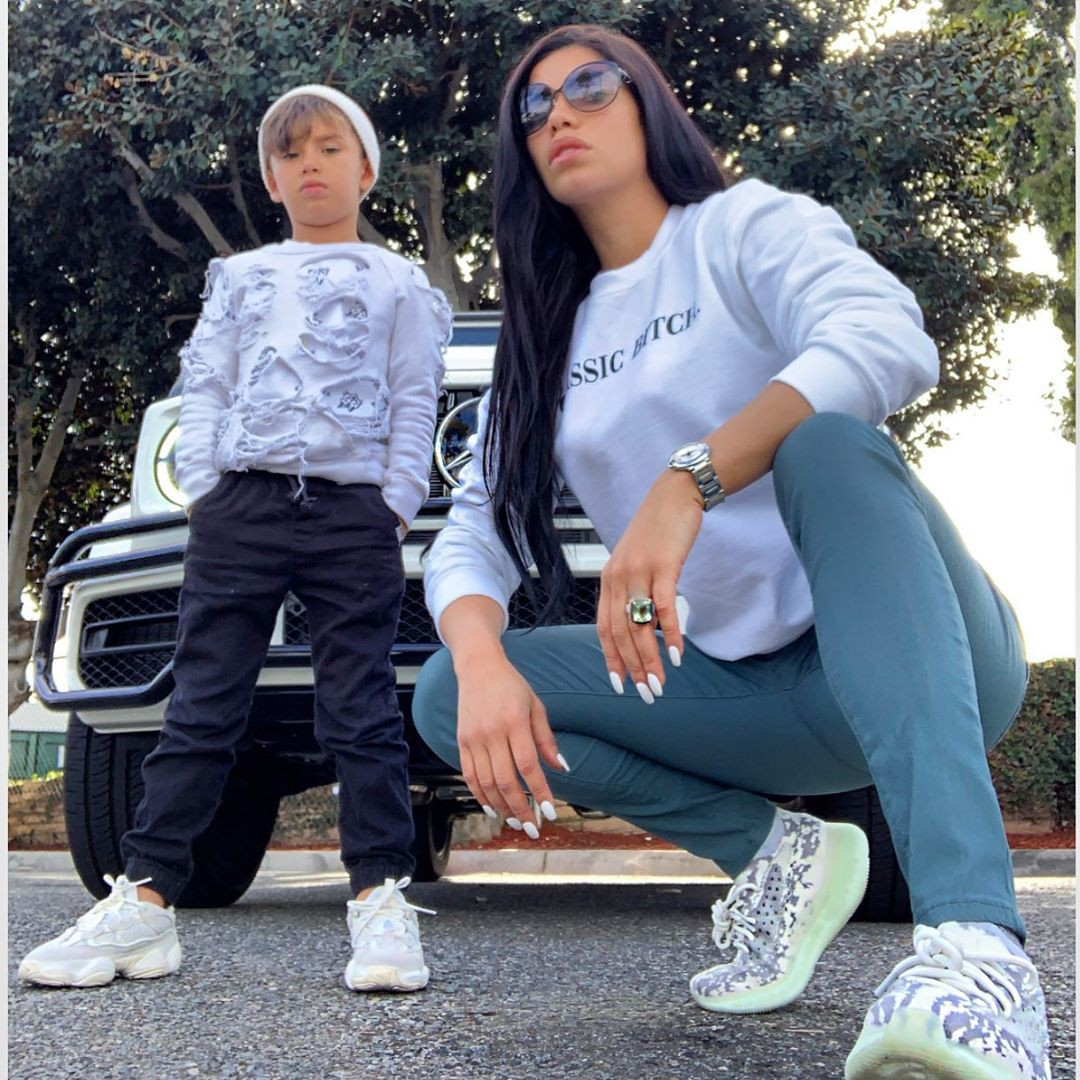 Suelyn Medeiros sportswear, sweatpant, t-shirt dress for women