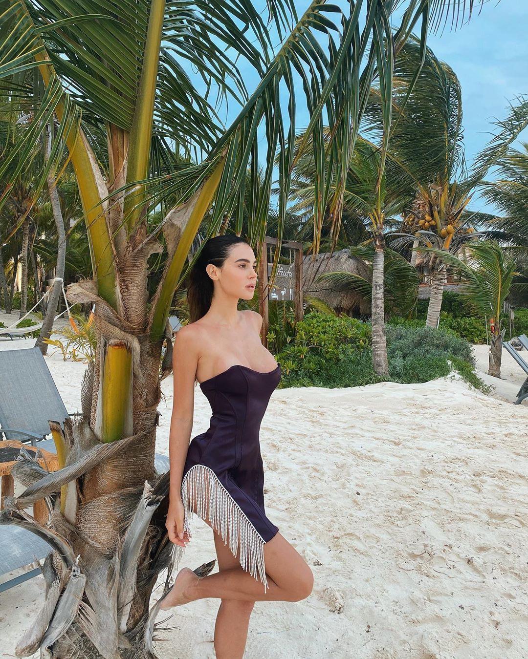 Silvia Caruso dress swimwear colour dress, apparel ideas