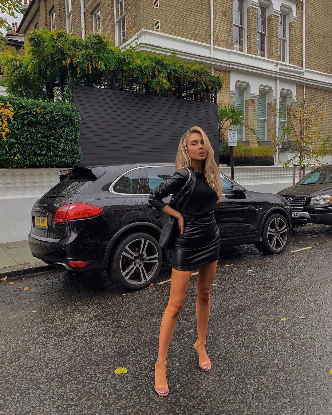 Anna Mathilda fashion wear, personal luxury car, automotive design
