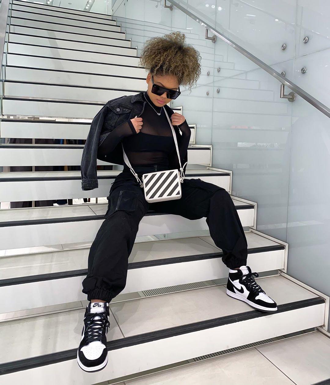 Filipina X Ghanaian sportswear, trousers clothing ideas, cute girls photos