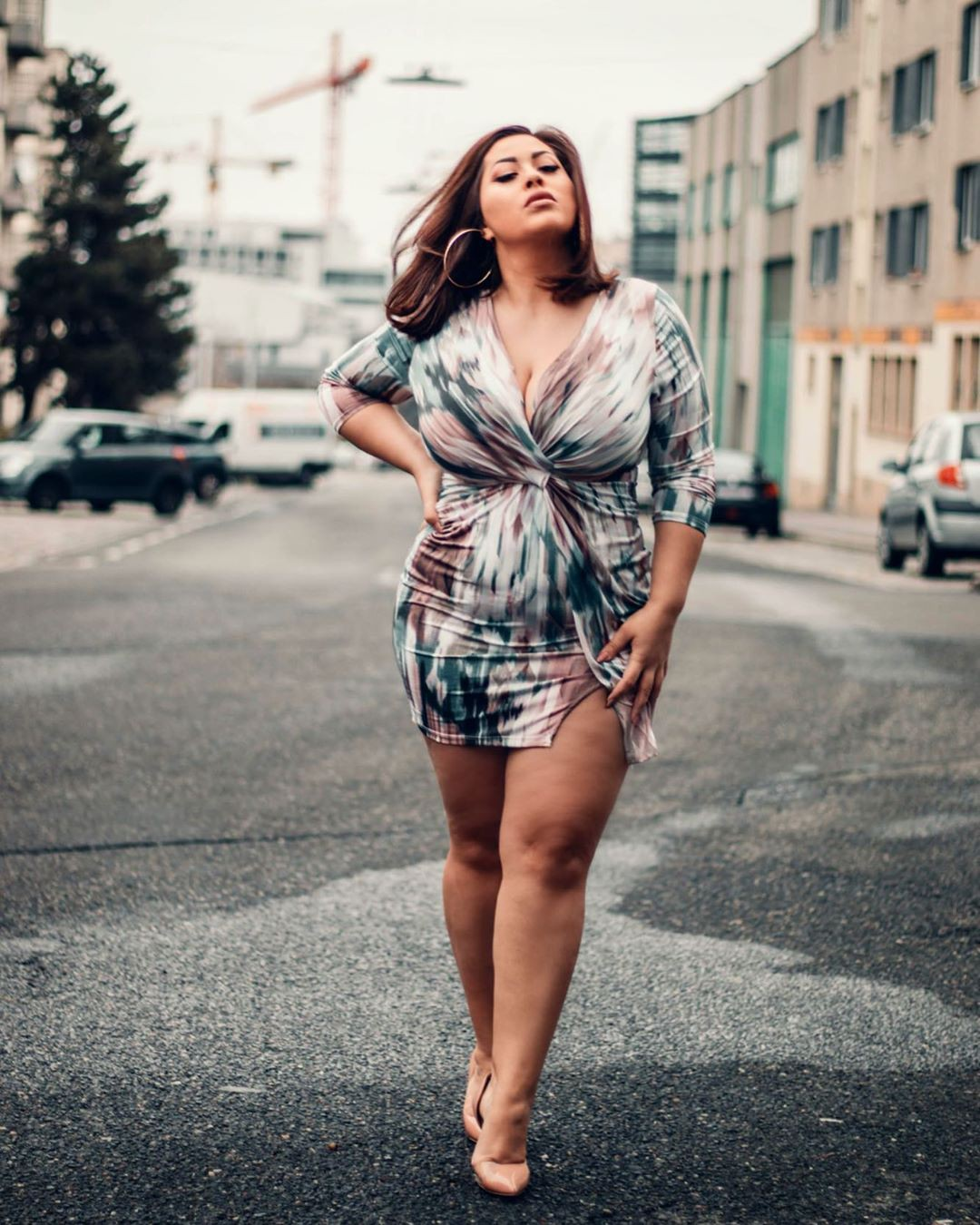 Costina Ana-Maria dress colour outfit, photoshoot ideas, photography ideas