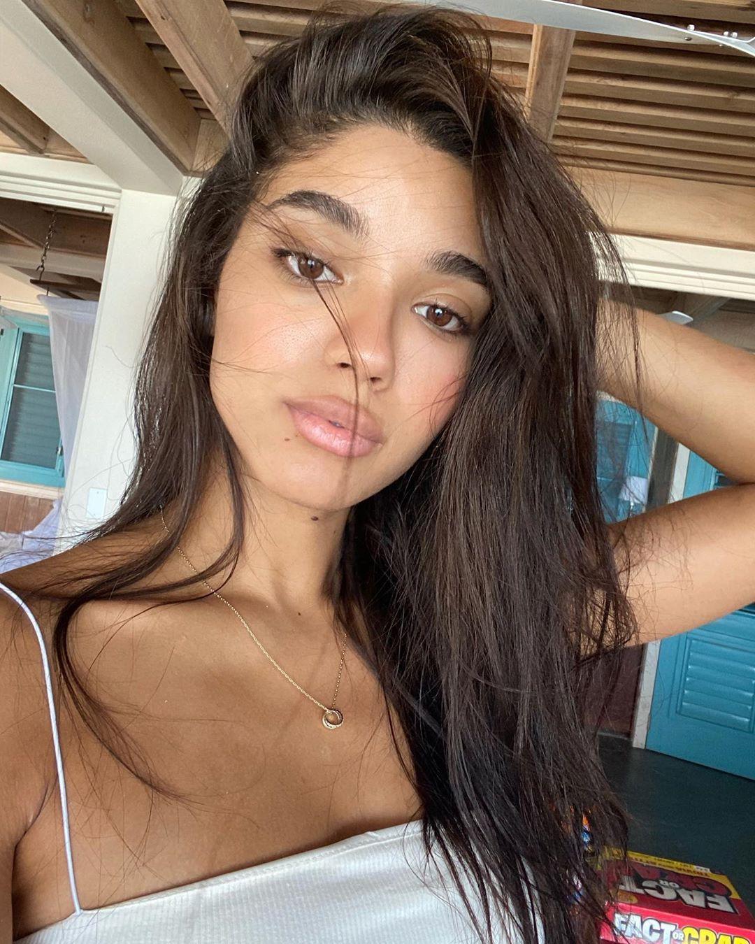 Yovanna Ventura natural blong hairs, Black Natural Hair, Natural Glossy Lips