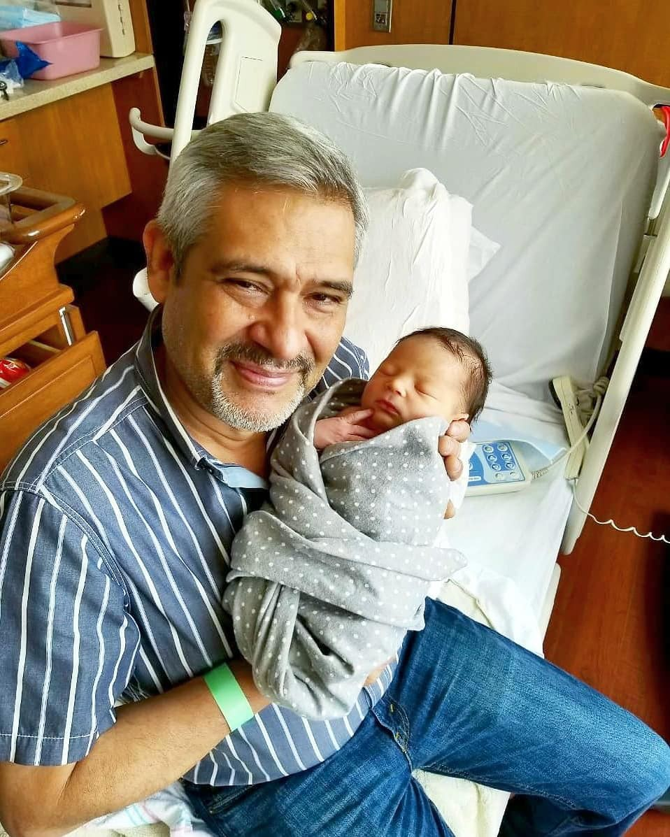 Alejandra Inestroza, fathers day, comfort, toddler