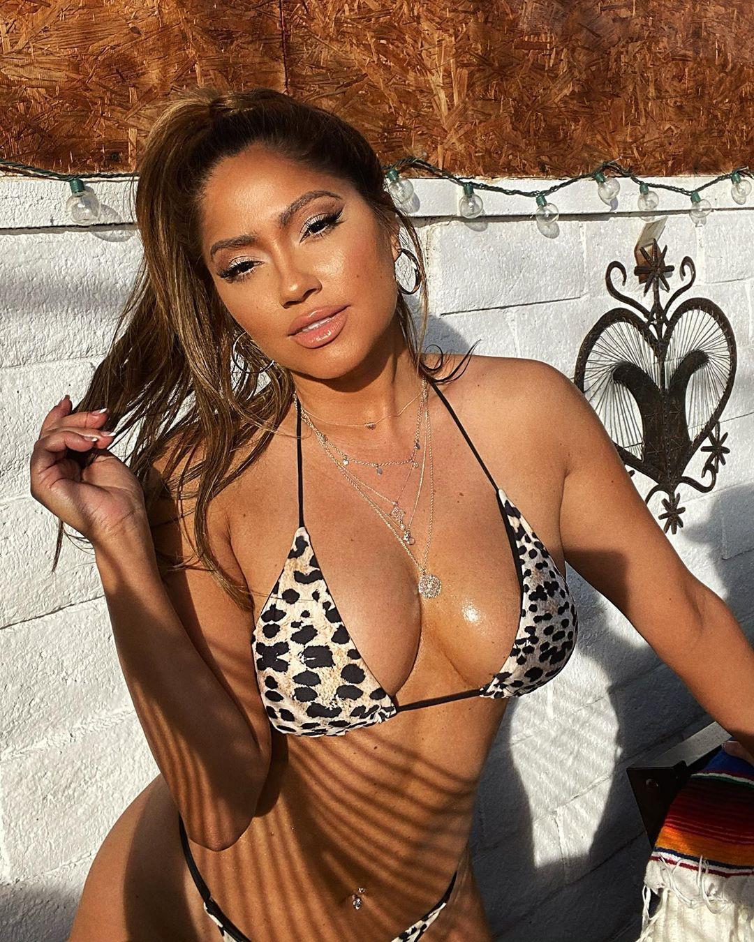 Jessica Burciaga lingerie, bikini swimwear outfits for girls