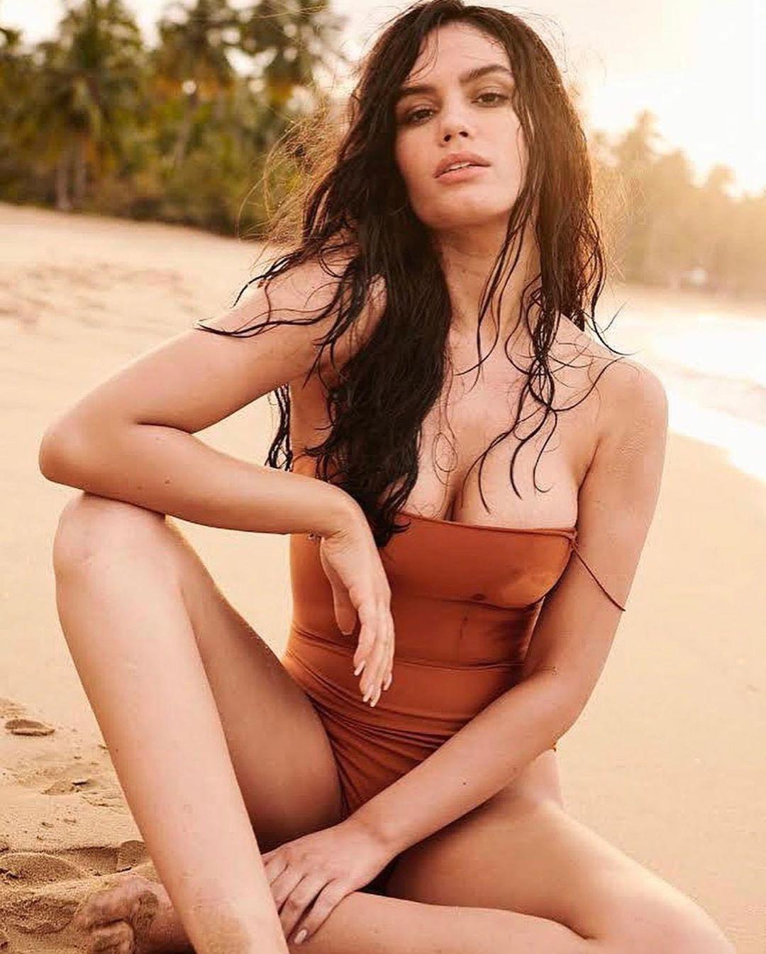 Anne De Paula lingerie, bikini dress for women, fashion photoshoot