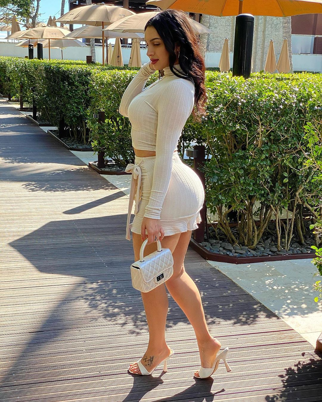 white outfit ideas with dress, fine legs, attire ideas