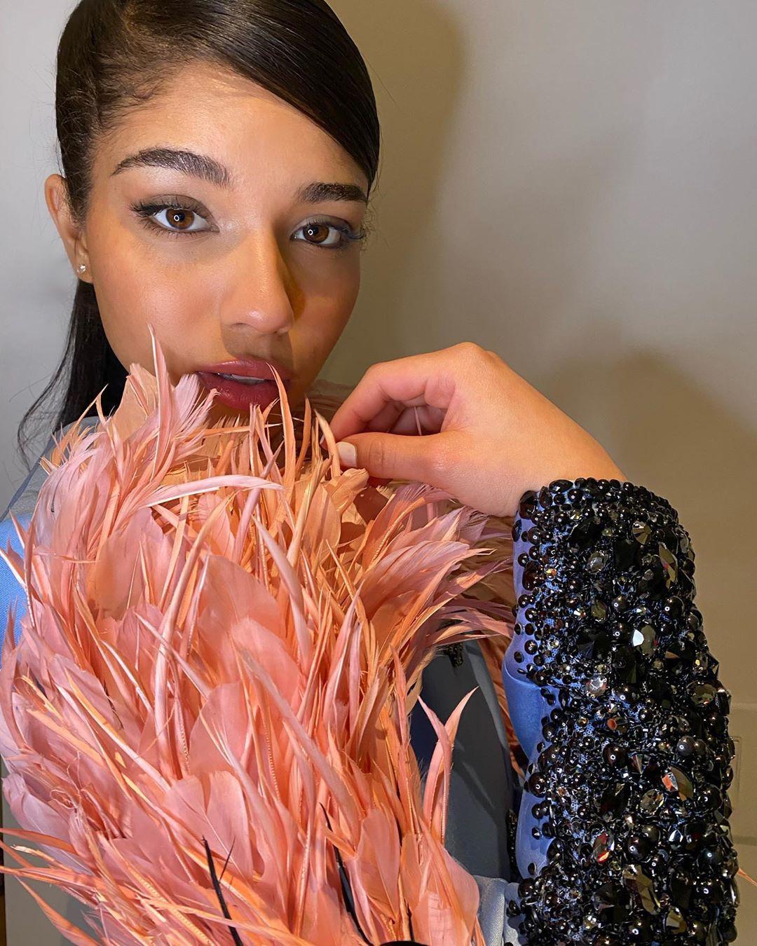 Yovanna Ventura Cute Black Hairstyles, Cute Face, Beautiful Lips