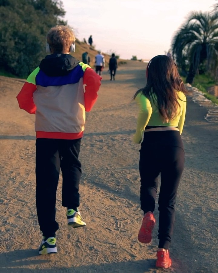Piper Rockelle sportswear, trousers colour outfit, you must try, having fun